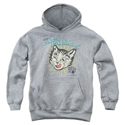 Puss N Boots - Youth Cats Pajamas Pullover Hoodie