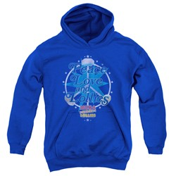 Smarties - Youth Peace Lollies Pullover Hoodie