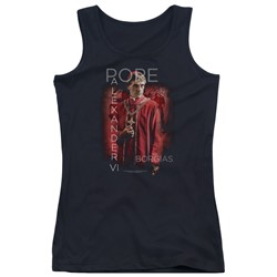 Borgias - Juniors Pope Alexander Vi Tank Top