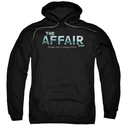 The Affair - Mens Ocean Logo Pullover Hoodie
