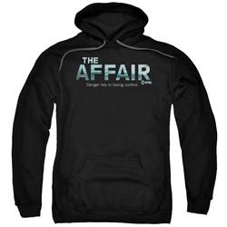The Affair - Mens Ocean Logo Pullover Hoodie