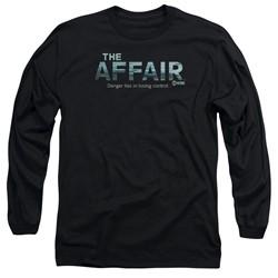 The Affair - Mens Ocean Logo Long Sleeve T-Shirt