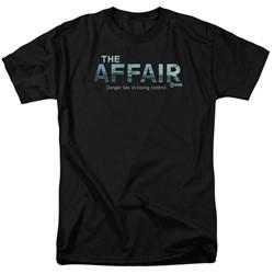 The Affair - Mens Ocean Logo T-Shirt