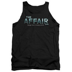 The Affair - Mens Ocean Logo Tank Top