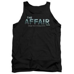 The Affair - Mens Ocean Logo Tank Top
