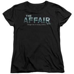 The Affair - Womens Ocean Logo T-Shirt