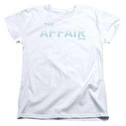 The Affair - Womens Logo T-Shirt
