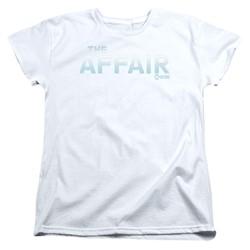 The Affair - Womens Logo T-Shirt