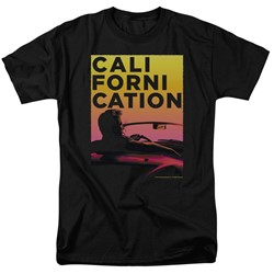 Californication - Mens Sunset Ride T-Shirt