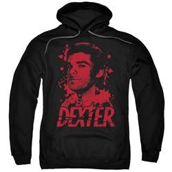 Dexter - Mens Born In Blood Pullover Hoodie