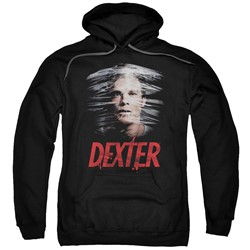 Dexter - Mens Plastic Wrap Pullover Hoodie