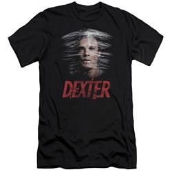 Dexter - Mens Plastic Wrap Slim Fit T-Shirt