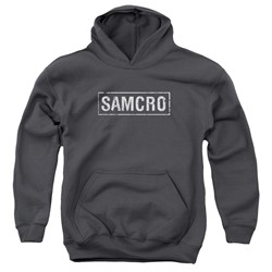Sons Of Anarchy - Youth Samcro Pullover Hoodie