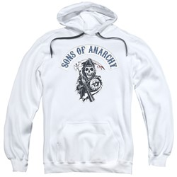 Sons Of Anarchy - Mens Bloody Sickle Pullover Hoodie
