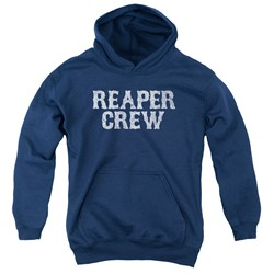 Sons Of Anarchy - Youth Reaper Crew Pullover Hoodie