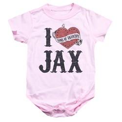Sons Of Anarchy - Toddler I Heart Jax Onesie