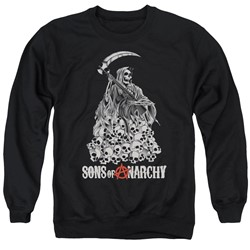 Sons Of Anarchy - Mens Pile Of Skulls Sweater