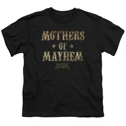 Sons Of Anarchy - Big Boys Mothers Of Mayhem T-Shirt
