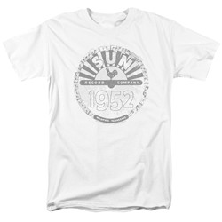 Sun Records - Mens Crusty Logo T-Shirt