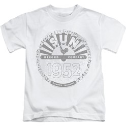 Sun Records - Little Boys Crusty Logo T-Shirt
