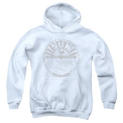 Sun Records - Youth Crusty Logo Pullover Hoodie