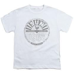 Sun Records - Big Boys Crusty Logo T-Shirt
