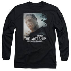 The Last Ship - Mens Captain Long Sleeve T-Shirt