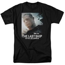The Last Ship - Mens Captain T-Shirt