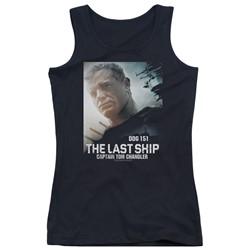 The Last Ship - Juniors Captain Tank Top