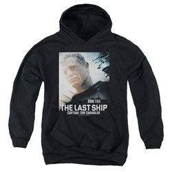 The Last Ship - Youth Captain Pullover Hoodie