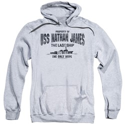 The Last Ship - Mens Uss Nathan James Pullover Hoodie