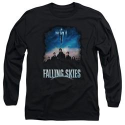 Falling Skies - Mens Main Players Long Sleeve T-Shirt