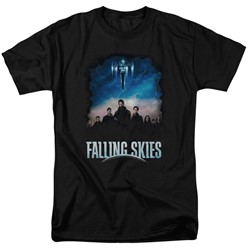 Falling Skies - Mens Main Players T-Shirt