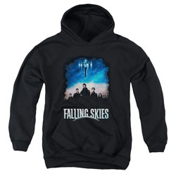 Falling Skies - Youth Main Players Pullover Hoodie
