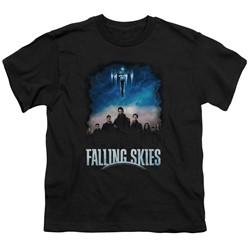 Falling Skies - Big Boys Main Players T-Shirt
