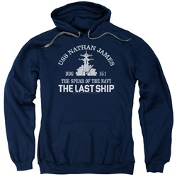 The Last Ship - Mens Open Water Pullover Hoodie