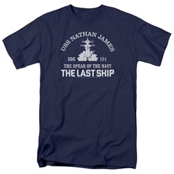 The Last Ship - Mens Open Water T-Shirt