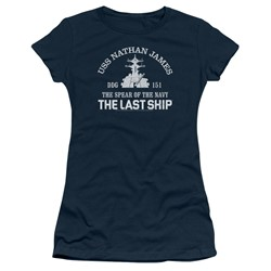 The Last Ship - Womens Open Water T-Shirt