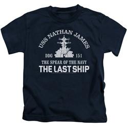 The Last Ship - Little Boys Open Water T-Shirt