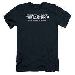 The Last Ship - Mens Find The Cure Slim Fit T-Shirt