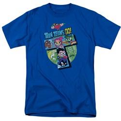 Teen Titans Go - Mens T T-Shirt