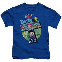Teen Titans Go - Youth T T-Shirt
