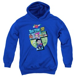 Teen Titans Go - Youth T Pullover Hoodie