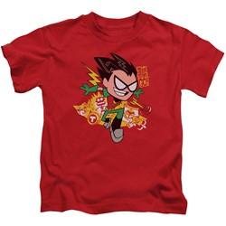 Teen Titans Go - Little Boys Robin T-Shirt