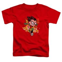 Teen Titans Go - Toddlers Robin T-Shirt