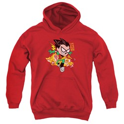 Teen Titans Go - Youth Robin Pullover Hoodie