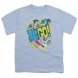 Teen Titans Go - Big Boys Go T-Shirt