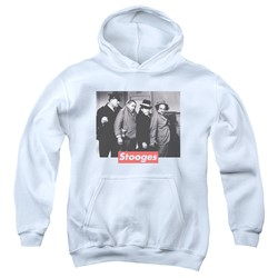 Three Stooges - Youth Supreme Rip Pullover Hoodie