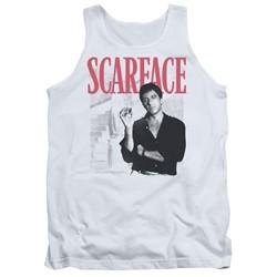 Scarface - Mens Stairway Tank Top