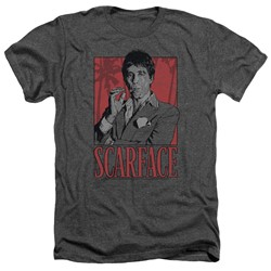 Scarface - Mens Tony Heather T-Shirt